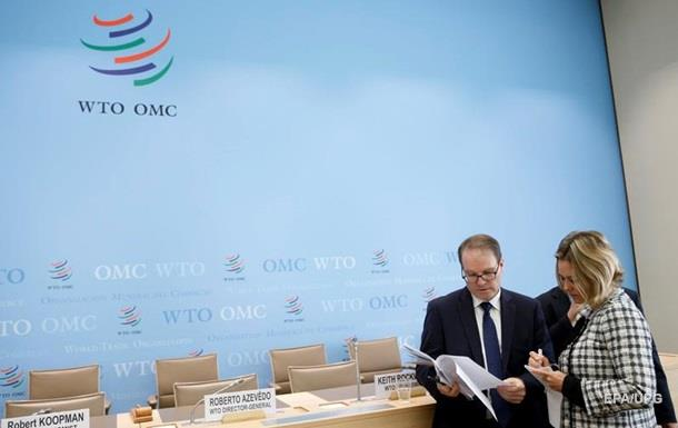 ЕС пытается засудить Россию через ВТО
