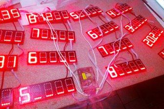 ЦБ России хочет убрать уличные табло с курсами валют