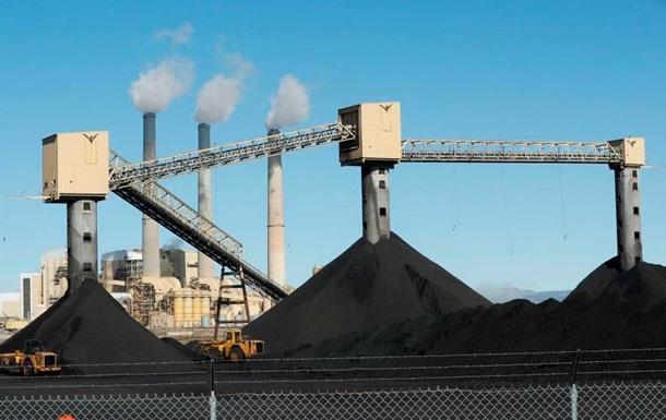Украина почти в 2 раза увеличила импорт угля
