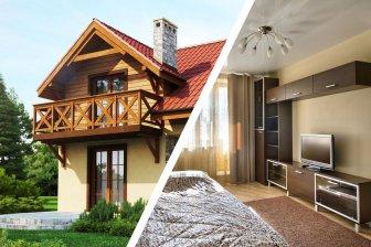 Компания РДС-Строй оценила, стоит ли переезжать из собственной квартиры в загородный дом
