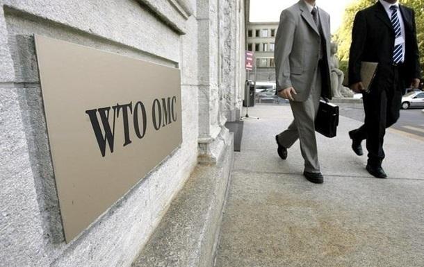Китай пожаловался в ВТО на американские пошлины