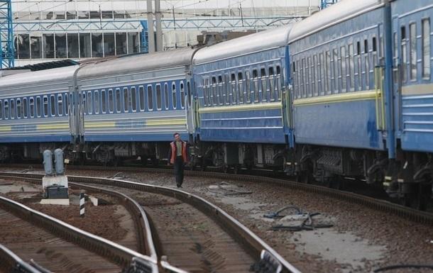 Из Киева запустят поезд четырех столиц