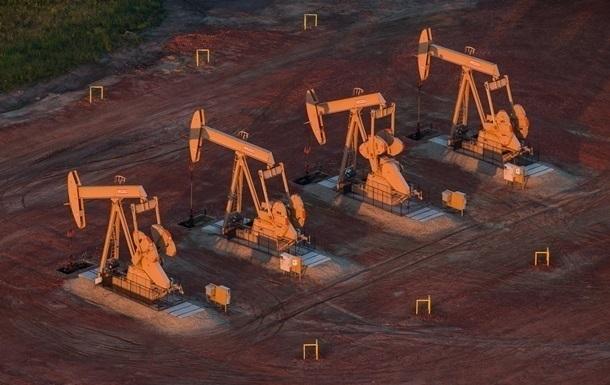 Цена нефти опустилась ниже $ 74 за баррель